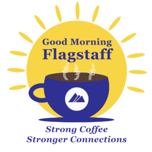 Logo for GMF for the Greater Flagstaff Chamber of Commerce